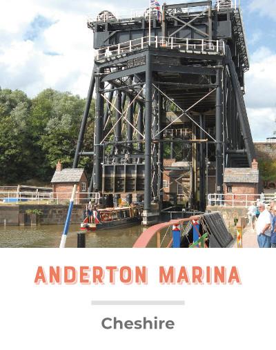 Anderton Marina