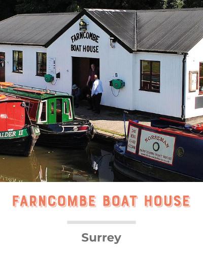 Farncombe Boat House