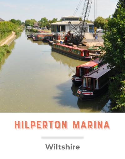 Hilperton Marina