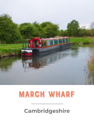 March Wharf